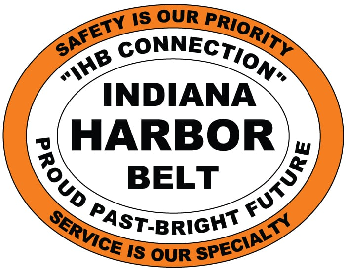 Indiana Harbor Belt Railroad Logo